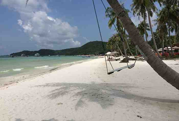 Sai Gon Phu Quoc Beach Break