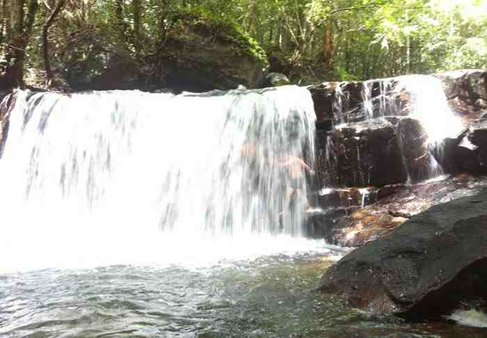 Trekking Suoi Tien - the Fairy stream