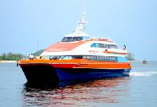 Travelling to Phu Quoc by water transport